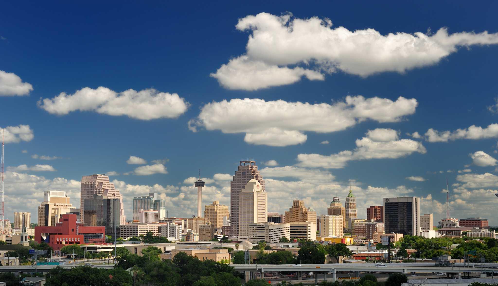 13 Fundamental Buildings Of The San Antonio Skyline San