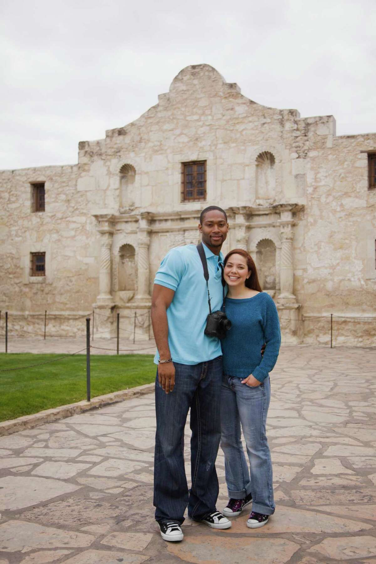 How many times have you taken one of these with visiting friends or family? San Antonio is known for the Alamo almost as much as it's known for photos of tourists posing in front of the Alamo.