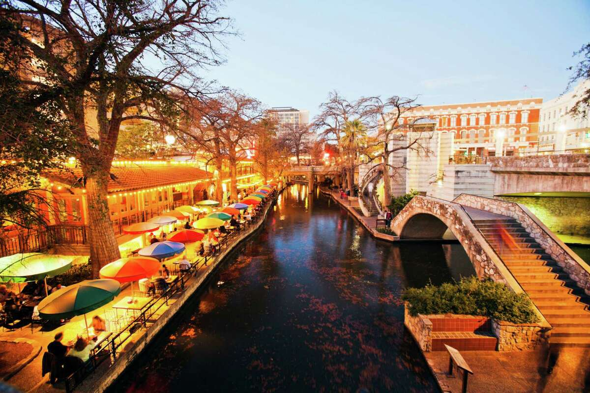 A close second to the Alamo is San Antonio's River Walk. FYI, if you take out-of-town guests on a river tour, Bexar County residents get a discounted admission. Get more information at riosanantonio.com/rivertours.