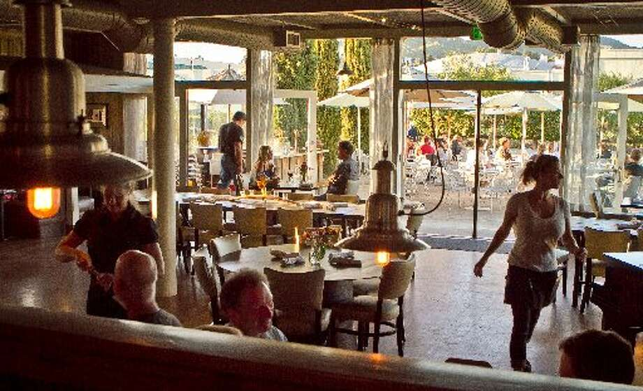 The interior of Terrapin Crossroads Photo: John Storey, Special To The San Francisco Chronicle 2012