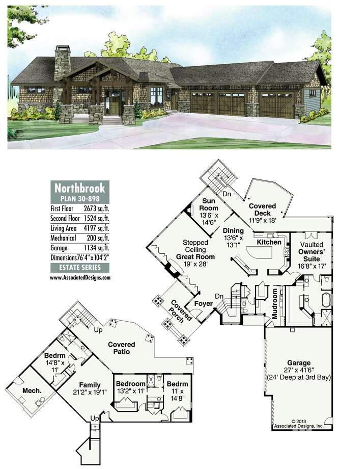 Northbrook Plan 30-898