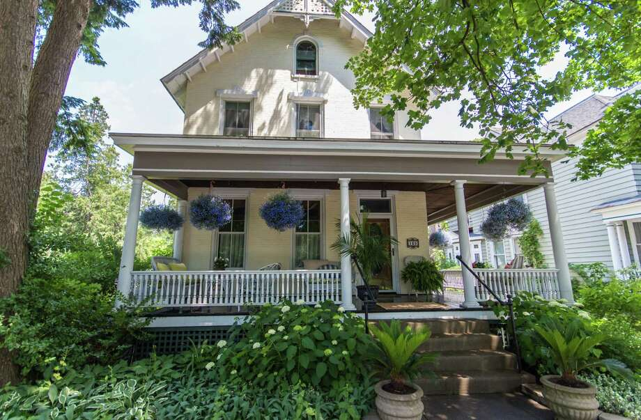 165 Union Ave., Saratoga Springs. Photo provided by Sotheby's Realty
