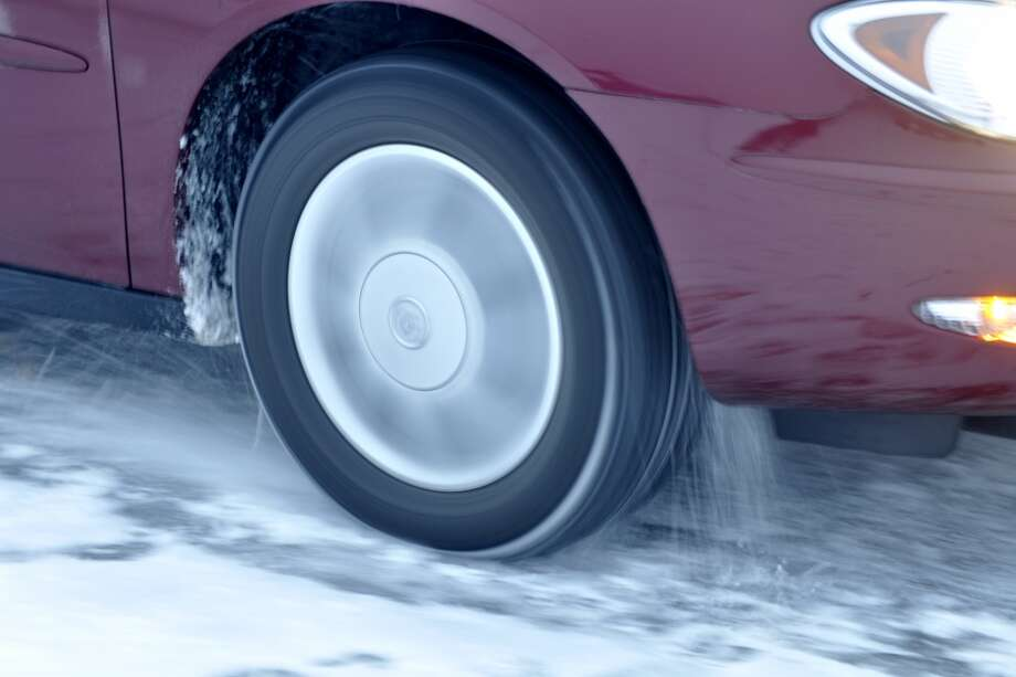Front-Tire Slide