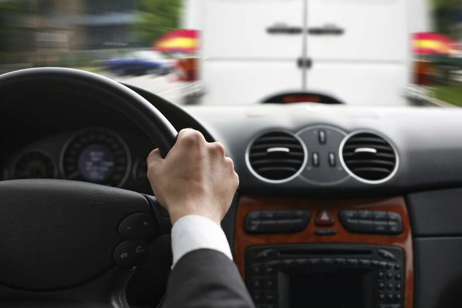 Tailgating someone going too slowWho does it more often: Women are more likely to have patience for a slow driver.The survey found 21 percent of women surveyed admitted to doing this. The survey found 16 percent of men did it. Photo: TommL, Getty Images