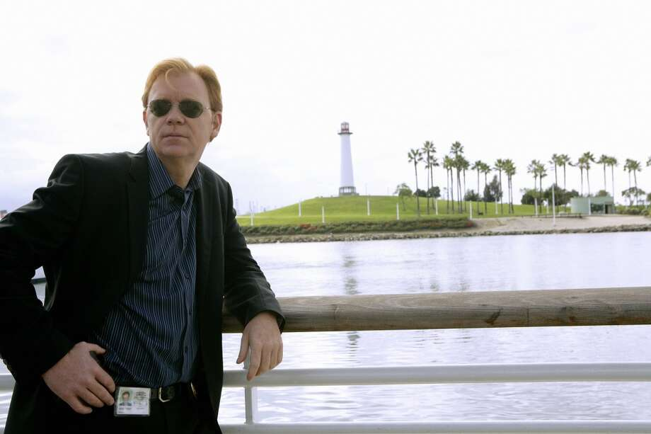 "Before David Caruso landed his legendary (and meme-worthy) role of Lieutenant Horatio Caine on the TV series ""CSI: Miami"", he was Detective John Kelly on the ABC crime show ""NYPD Blue"". He quit after the show's first season to pursue a movie career which never really ... panned out.  YEEEEEAAAAAAH! Photo: CBS Photo Archive, CBS Via Getty Images"