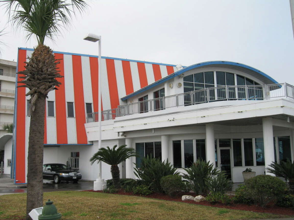 ROAD TRIP: To commemorate its hometown, Whataburger built this two-story flagship restaurant right by the ocean in Corpus Christi.