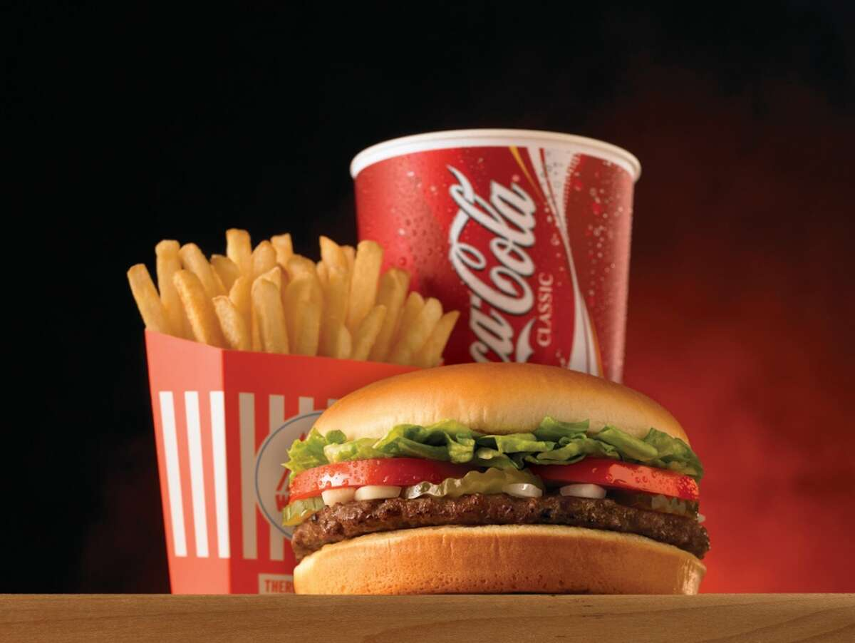YOU CAN HAVE IT YOUR WAY (SORRY, BURGER KING): According to the chain's own commercials, there are 36,864 possible burger/topping combinations for your Whataburger.