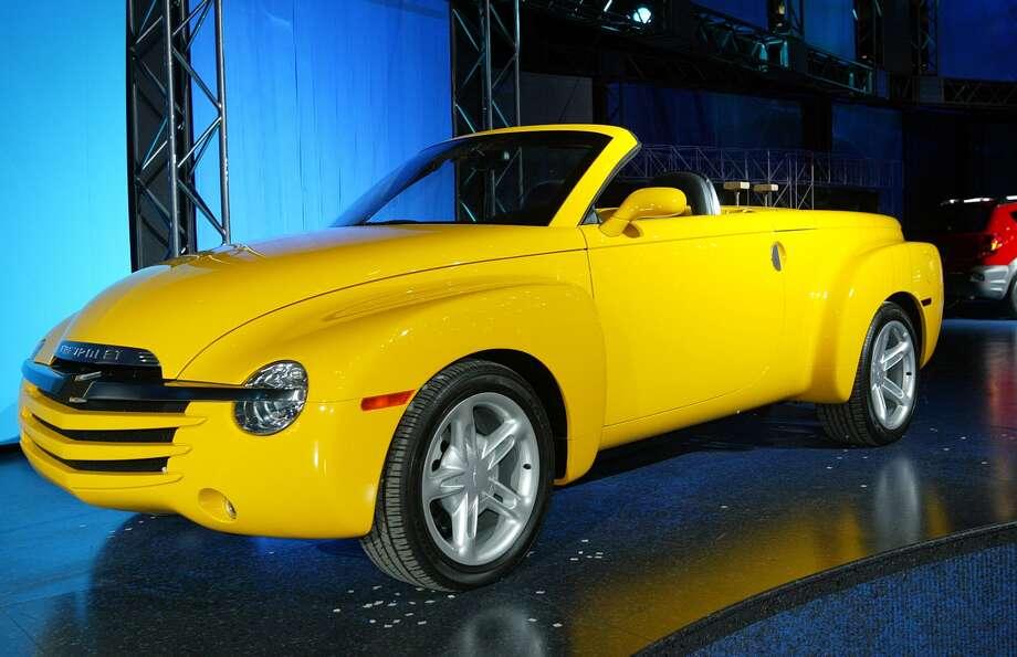 4. Chevrolet SSRReason:TackySource:CarInsurance.com Photo: David Cooper/Toronto Star Via Getty Images