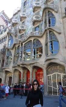 La Rambla Street in Barcelona...  David Nguyen