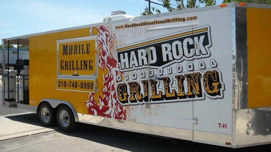 Hard Rock Directional Grilling: (210) 748-8998
