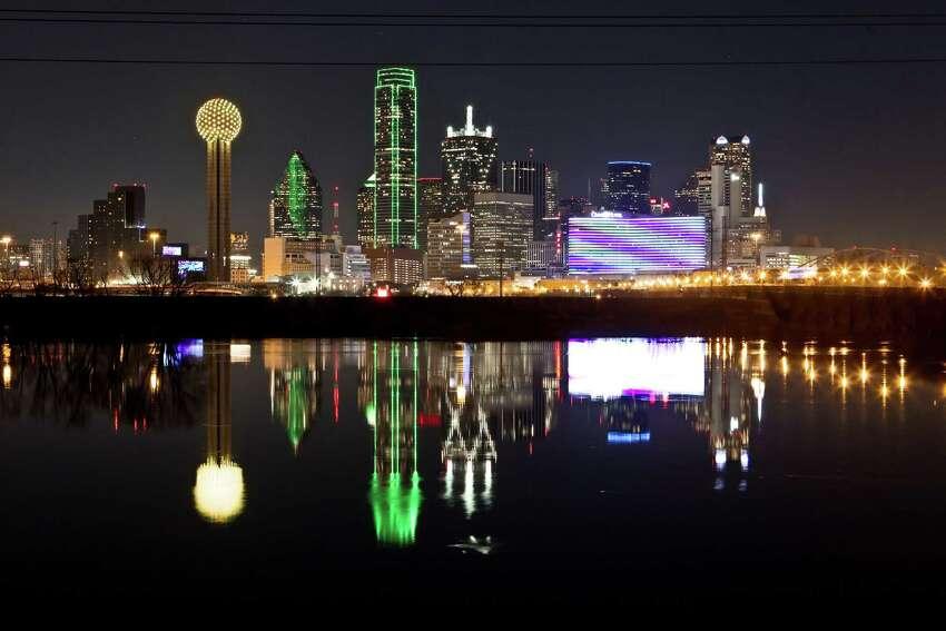 8. Dallas-Plano-Irving, TX Metropolitan Division