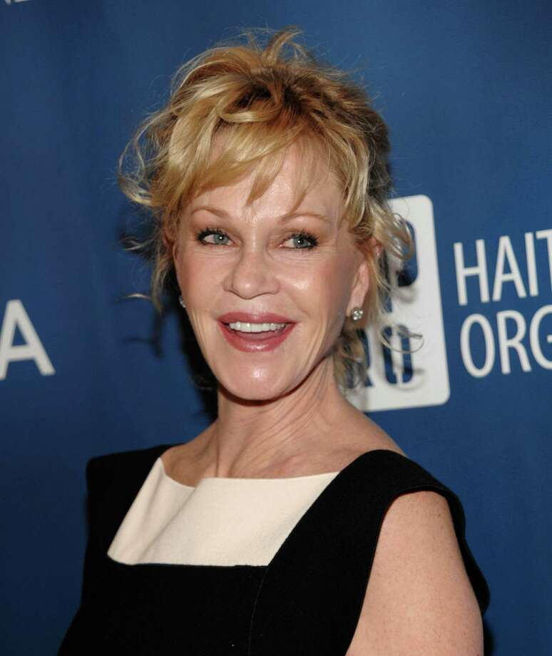 Actress Melanie Griffith attends the Help Haiti Home Gala at the Montage Hotel on Saturday, Jan. 12, 2013, in Beverly Hills, Calif. (Photo by Dan Steinberg/Invision/AP) Photo: Dan Steinberg / Invision