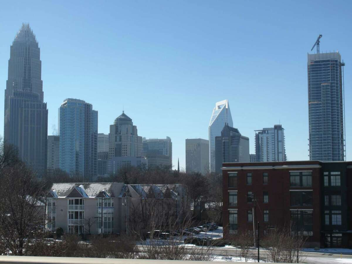 #19: Charlotte, North Carolina Metro population: 1,836,000Gross metro product: $101 billionProjected annual GMP growth: 4 percent