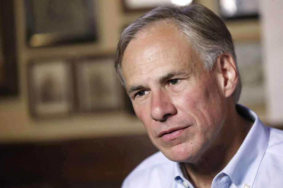 Attorney General Greg Abbott is running for governor. Among Texas' challenges is its record in serving the disabled. Photo: File Photo, San Antonio Express-News