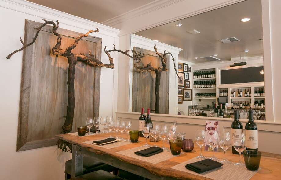 The interior of Partake by K-J in Healdsburg. Photo: John Storey, Special To The Chronicle