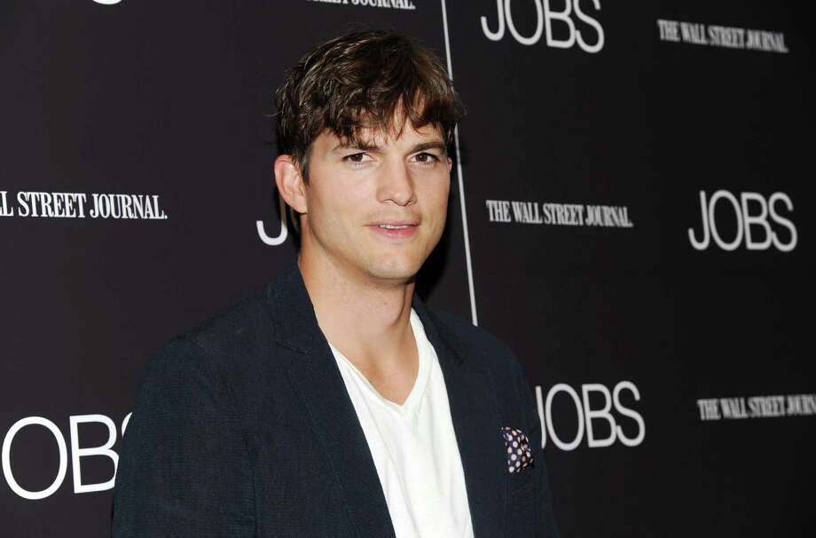 "Actor Ashton Kutcher attends a special screening of ""JOBS"" hosted by The Wall Street Journal at the Museum of Modern Art on Wednesday, Aug. 7, 2013, in New York. (Photo by Evan Agostini/Invision/AP) ORG XMIT: NYEA107 Photo: Evan Agostini / Invision"