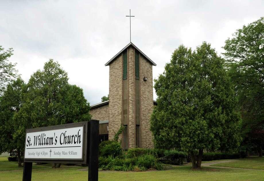 St. William's Church on Wednesday, Aug. 7, 2013, in Troy N.Y. (Cindy Schultz / Times Union) Photo: Cindy Schultz / 00023426A
