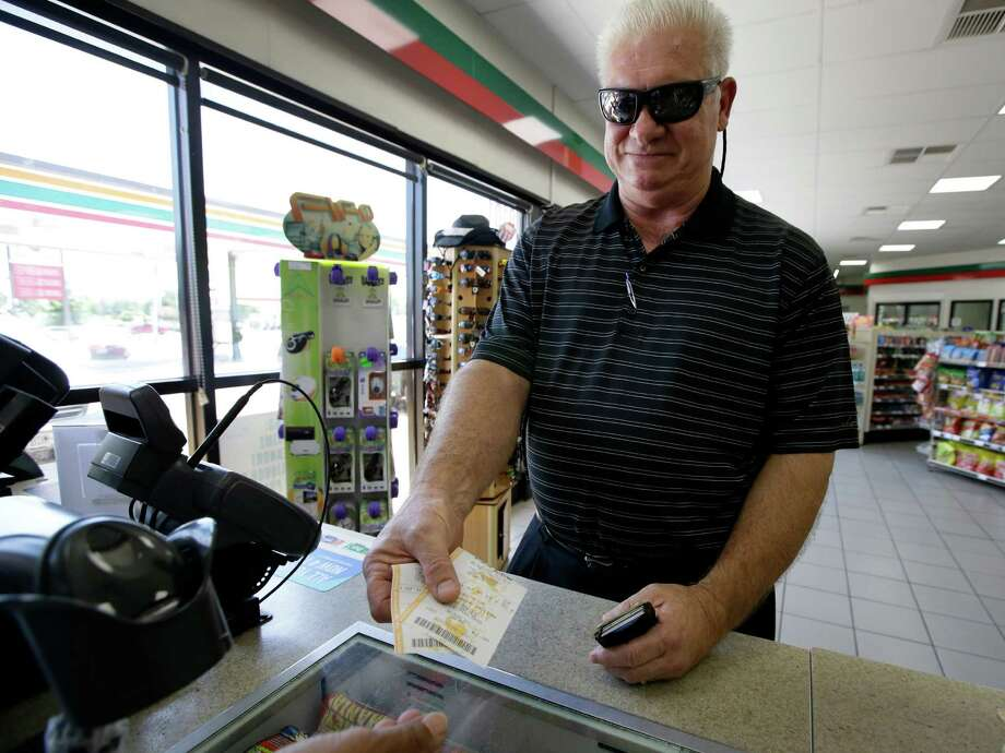 A $12 million Texas lottery ticket sold at a Shell convenience store on New Year's Day in League City is still unclaimed six months later.  If not claimed by Monday, June 30, the ticket will expire and the winner  will lose the prize.  Photo: Tony Gutierrez, STF / AP