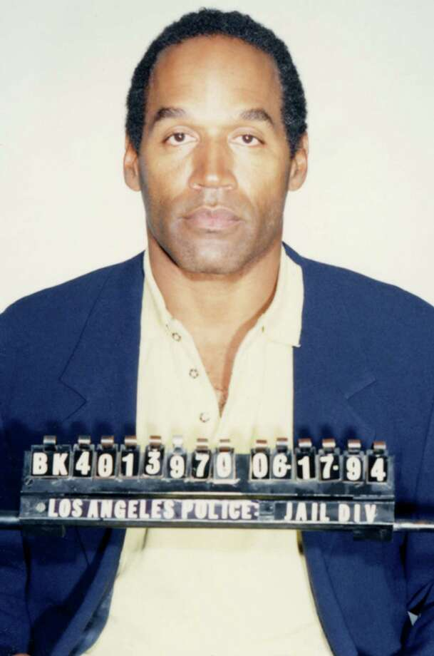 USC's O.J. Simpson, 1968 winner: The poster boy for Heisman winners gone wrong, Simpson made headlines in 1995 when he was tried for and acquitted in the 1994 murders of wife Nicole Brown Simpson and Ronald Goldman. In 1997, Simpson was found liable in their deaths by a civil court, and ordered to pay $33.5 million in damages. Half a dozen miscellaneous accusations later, Simpson was convicted in 2008 for an armed robbery in a Las Vegas hotel room and sentenced to 33 years. Photo: Ron Galella, WireImage Via Getty Images / Ron Galella Collection