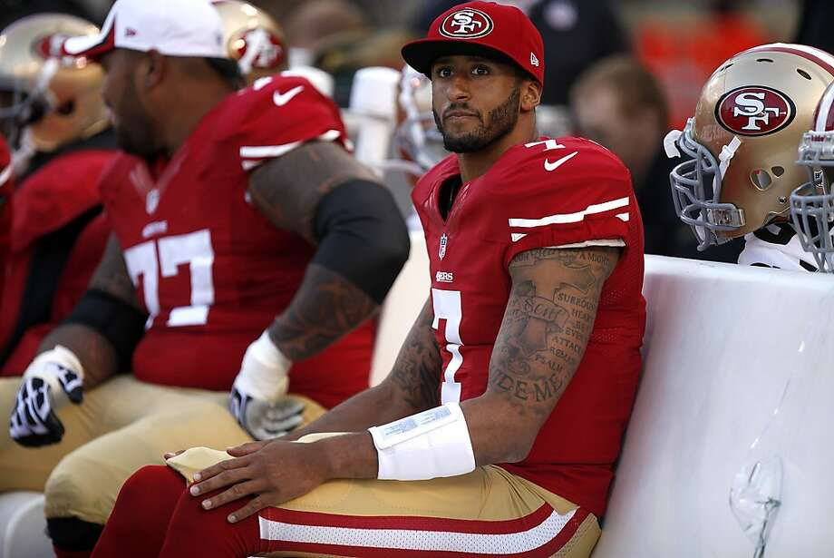 Colin Kaepernick's concerns about racial 