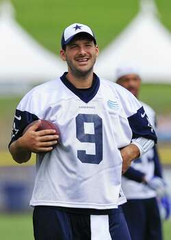 Cowboys QB Tony Romo is expected to get his first preseason action against the Raiders.