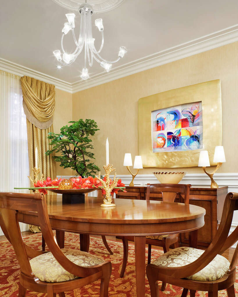 Artificial plants for kitchen - This Publicity Photo Provided By Chrisicos Interiors Llc Shows A Silk Tree From Nesa Of A