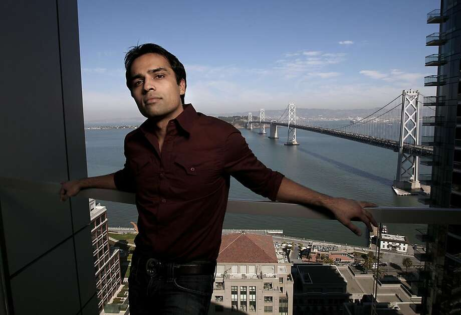Gurbaksh Chahal in his San Francsico high-rise penthouse in downtown San Francisco, Calif. on Friday Oct. 17, 2008. Chahal is the San Jose internet entrepeneur who made a company as a teenager and sold it to Yahoo for $300 million a few years ago.He has a book coming out on Oct. 23 and will appear on Oprah the same day. Photo: Michael Macor, The Chronicle