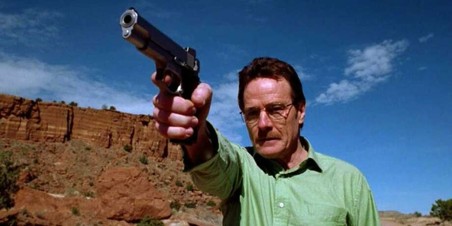 16. Walt's first kill.