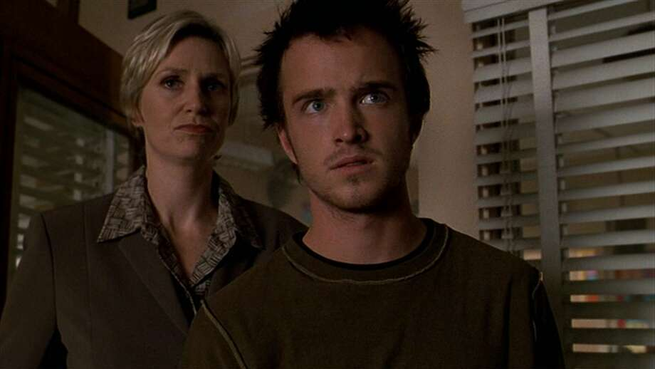 Paul went on to have bit roles in many other series, including an episode of 'The X-Files' in which he played Jane Lynch's son.