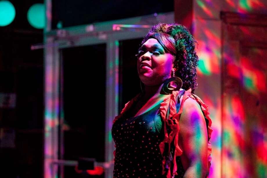 A night at Bayou City Bar Photo: Eric Sauseda