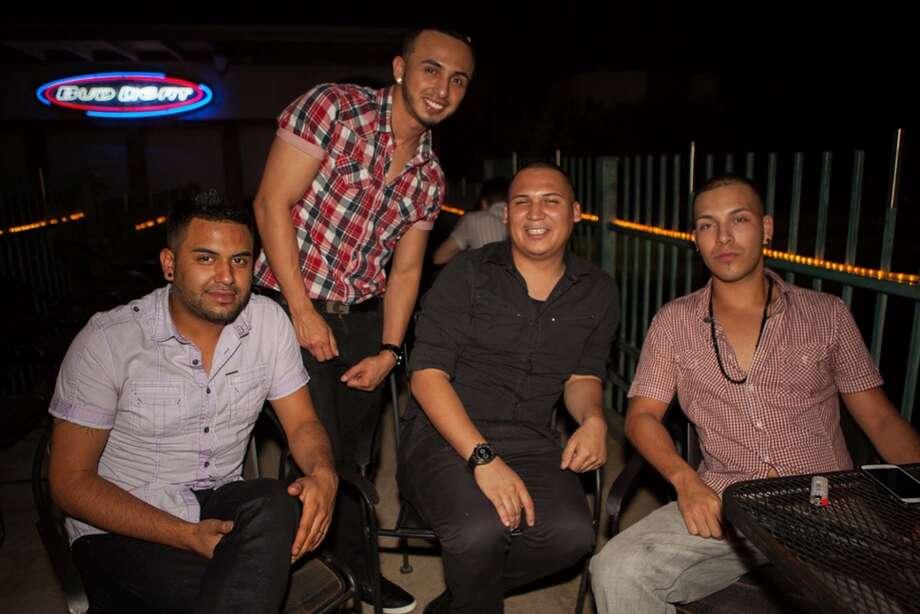 A night at Ej's Bar Photo: Eric Sauseda