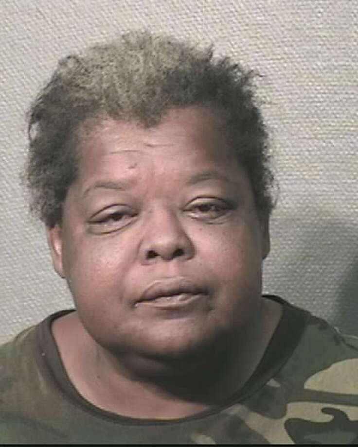 Diane Harvey, accused of slapping a mounted officer's horse in the face, pleaded guilty Friday to interfering with a police service animal. Photo: Houston Police Department