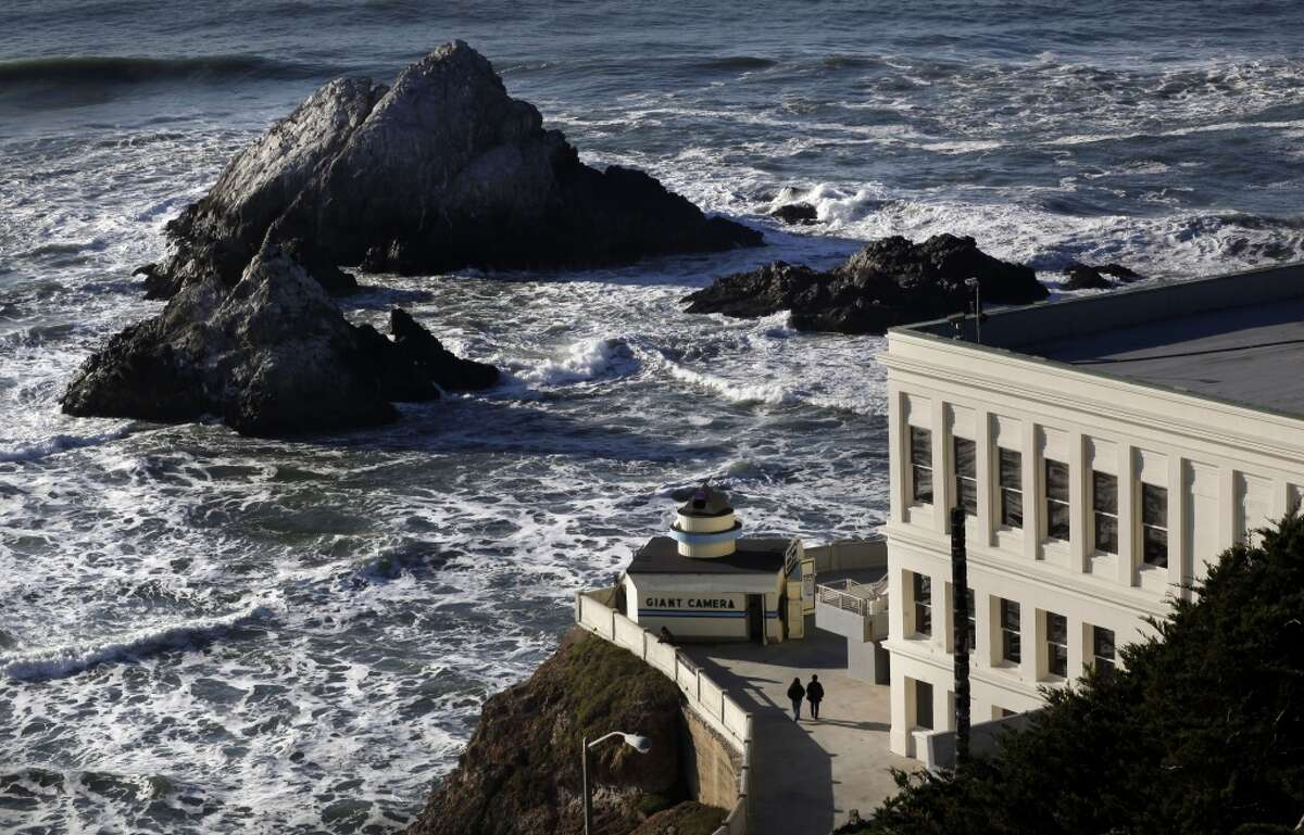 It's no surprise the Cliff House is one of the top spots in Northern California to enjoy an incredible ocean view.