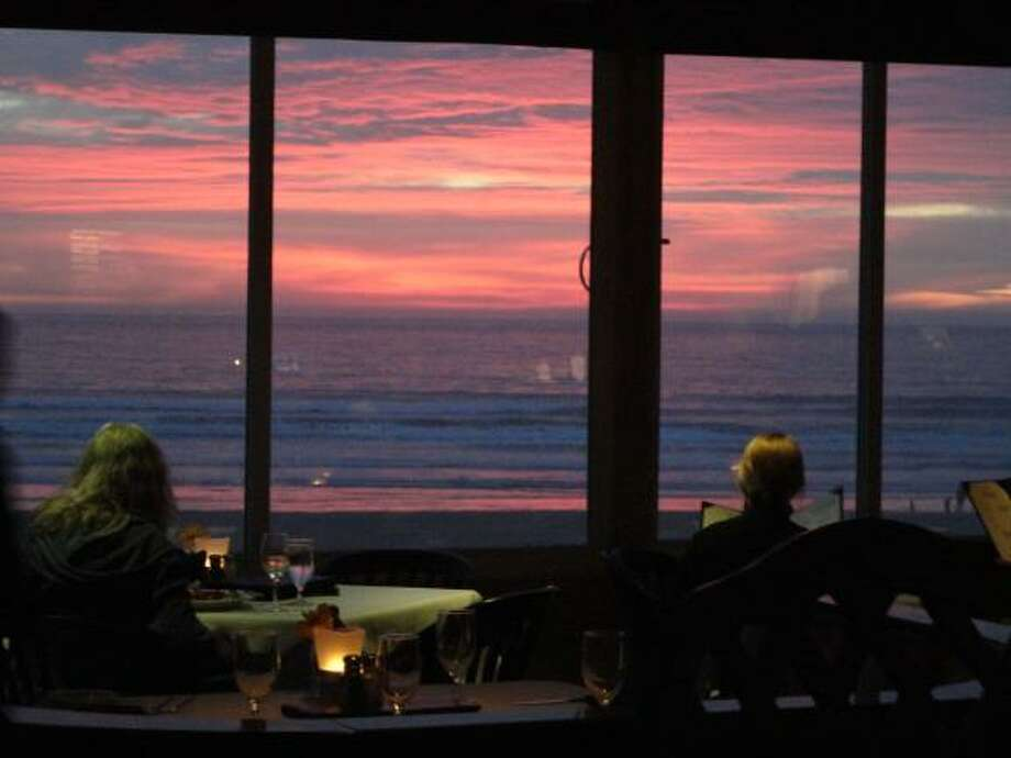 Sea Venture in    Pismo Beach is one of 22 California restaurants on Open Table diners' Top 100 Scenic  View Restaurants list. Photo: Open Table