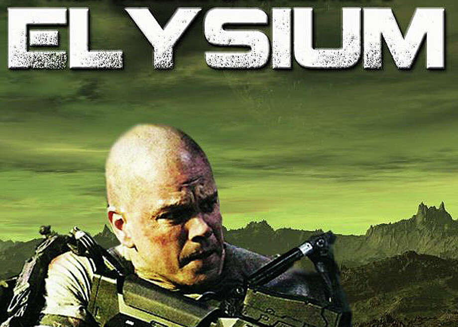 "Matt Damon stars in the new movie, ""Elysium,"" playing in area theaters. Photo: Contributed Photo / Westport News contributed"