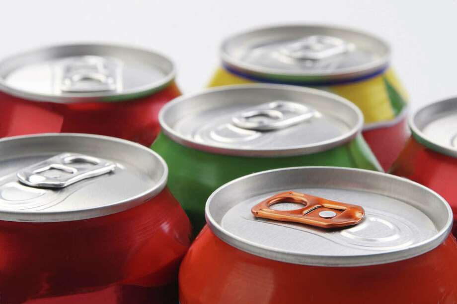 North Americans are drinking less soda now (about 44 gallons a year) than they did in 1998 (54 gallons a year). Photo: Getty Images