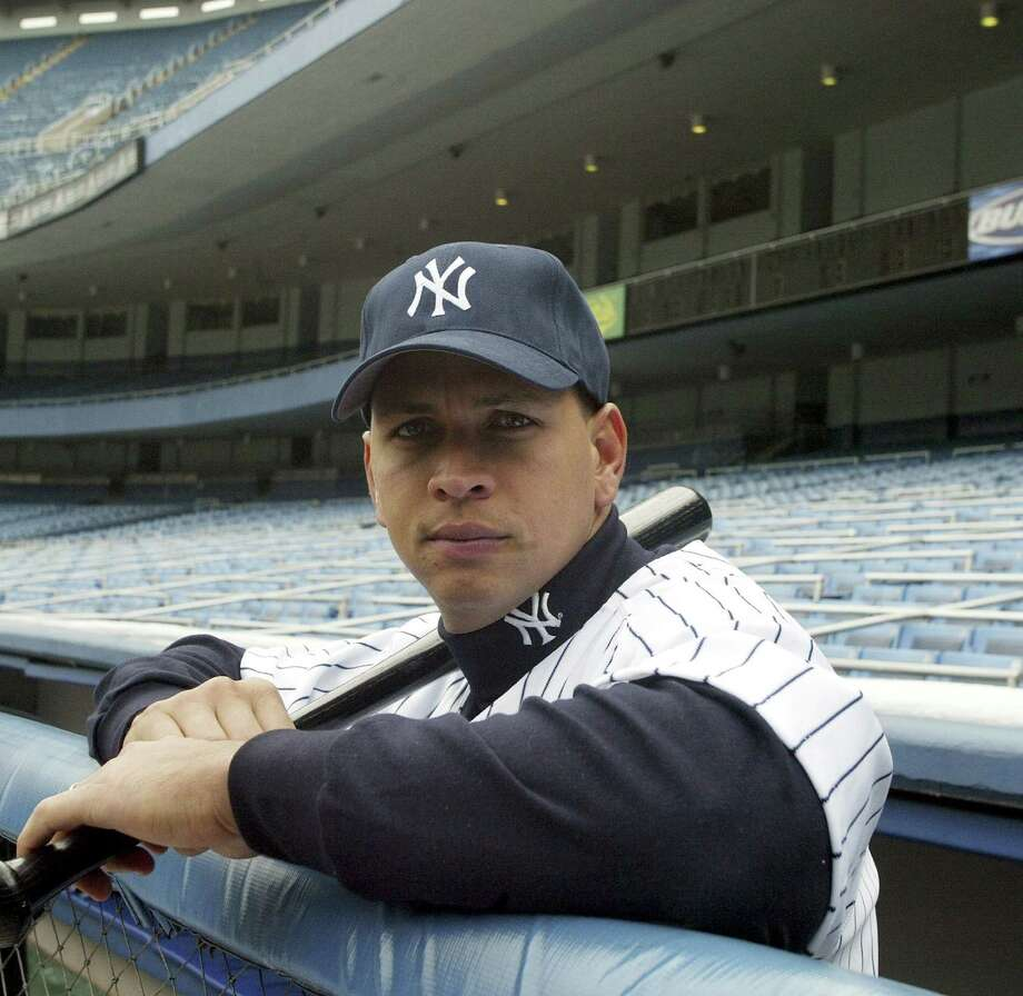 Despite Major League Baseball's suspension of players for drug violations, including Alex Rodriguez (shown when he joined the New York Yankees in 2004), a reader says most athletes play by the rules. Photo: File Photo, New York Times