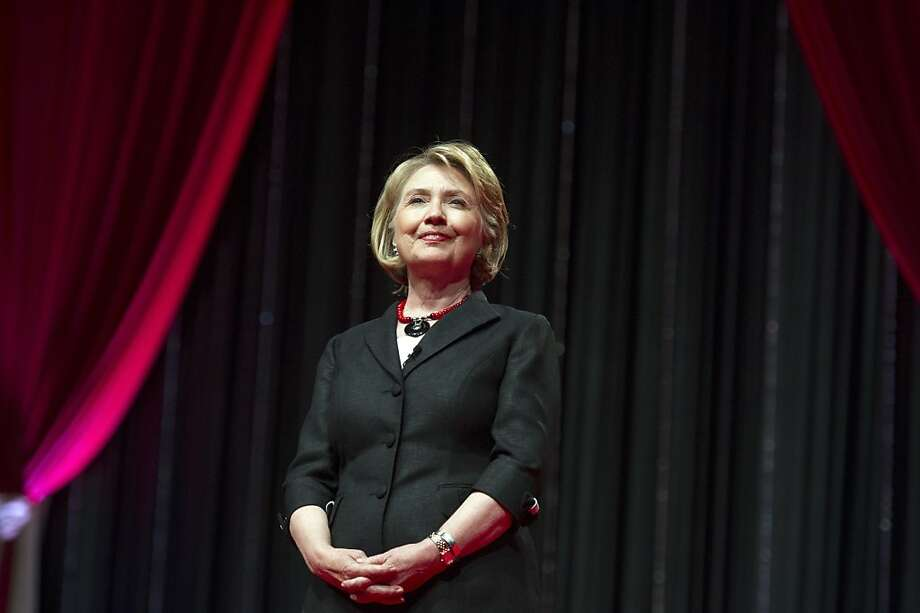 Hillary Rodham Clinton will visit San Francisco on Monday to receive the American Bar Association's  highest honor. Photo: Cliff Owen, Associated Press