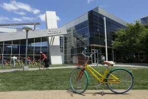 Google ranks as the toughest place in Silicon Valley for a job interview (AP/Ben Margot)