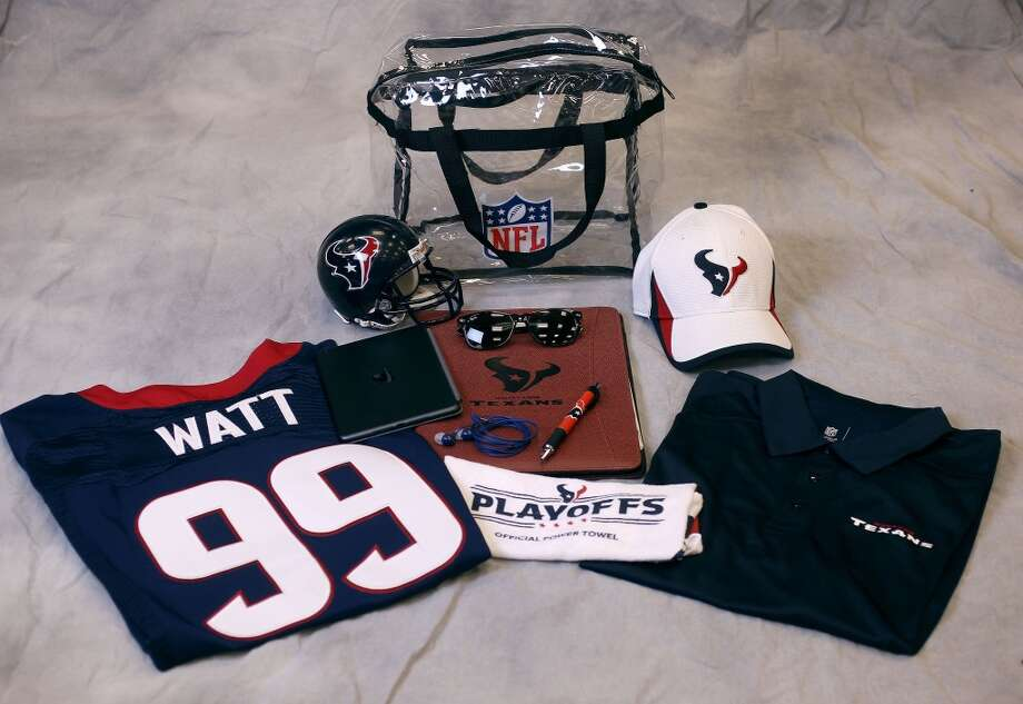 Fanfare items. Photo: ( Karen Warren / Houston Chronicle )