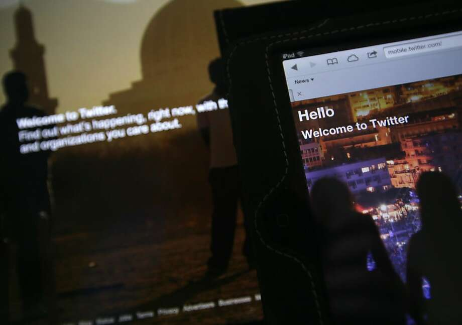 The United Kingdom has demanded that Twitter do something about online threats, raising questions of censorship. Photo: Alastair Grant, Associated Press
