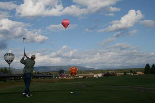 Pagosa Springs Colorado, Wyndam Resort, Balloon Fest