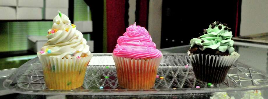 Cupcake Cafe opened July 31 at 220 East Avenue J in Silsbee. Photo: Cassie Smith