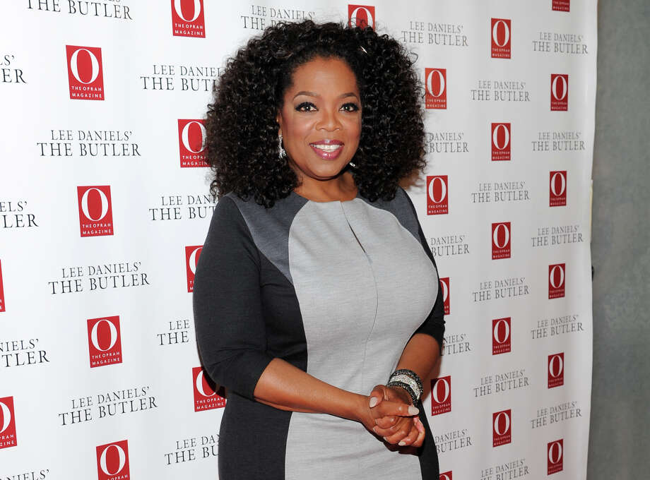 In 1995, when interviewing drug addicts on her own show, media mogul and actress Oprah Winfrey admitted to doing crack cocaine — for a man, no less. When the relationship ended so did her drug use, she said. Photo: Evan Agostini, Associated Press / Invision