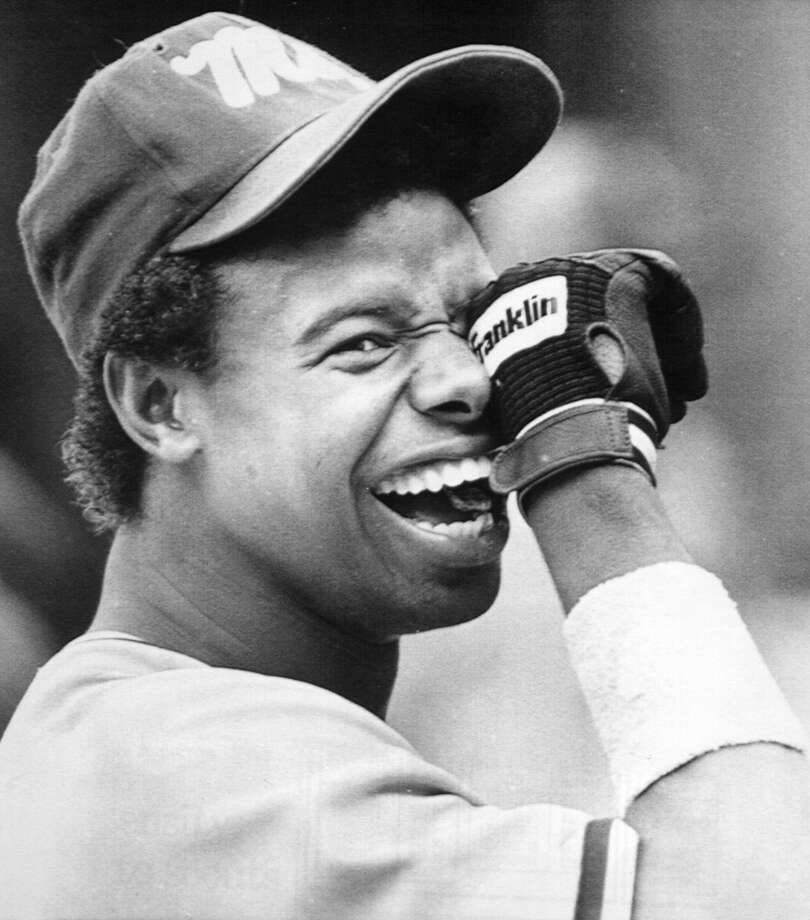 Another photo of newly drafted Griffey in March 1987.