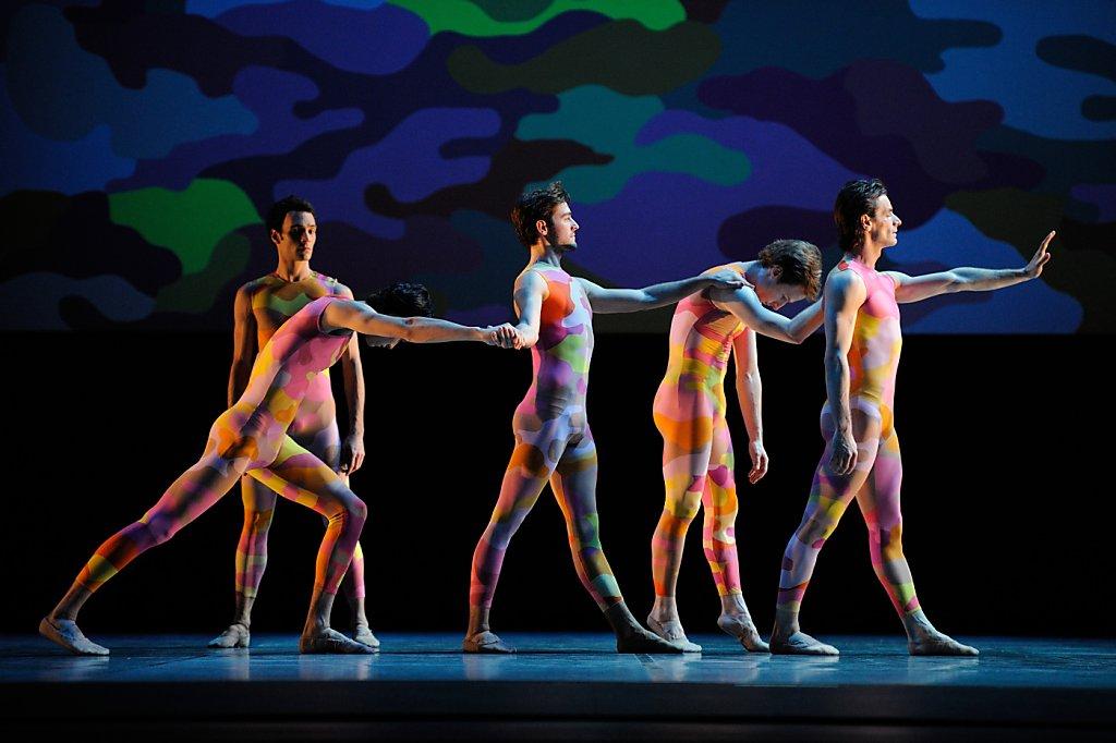 Public Erections In Dance Class