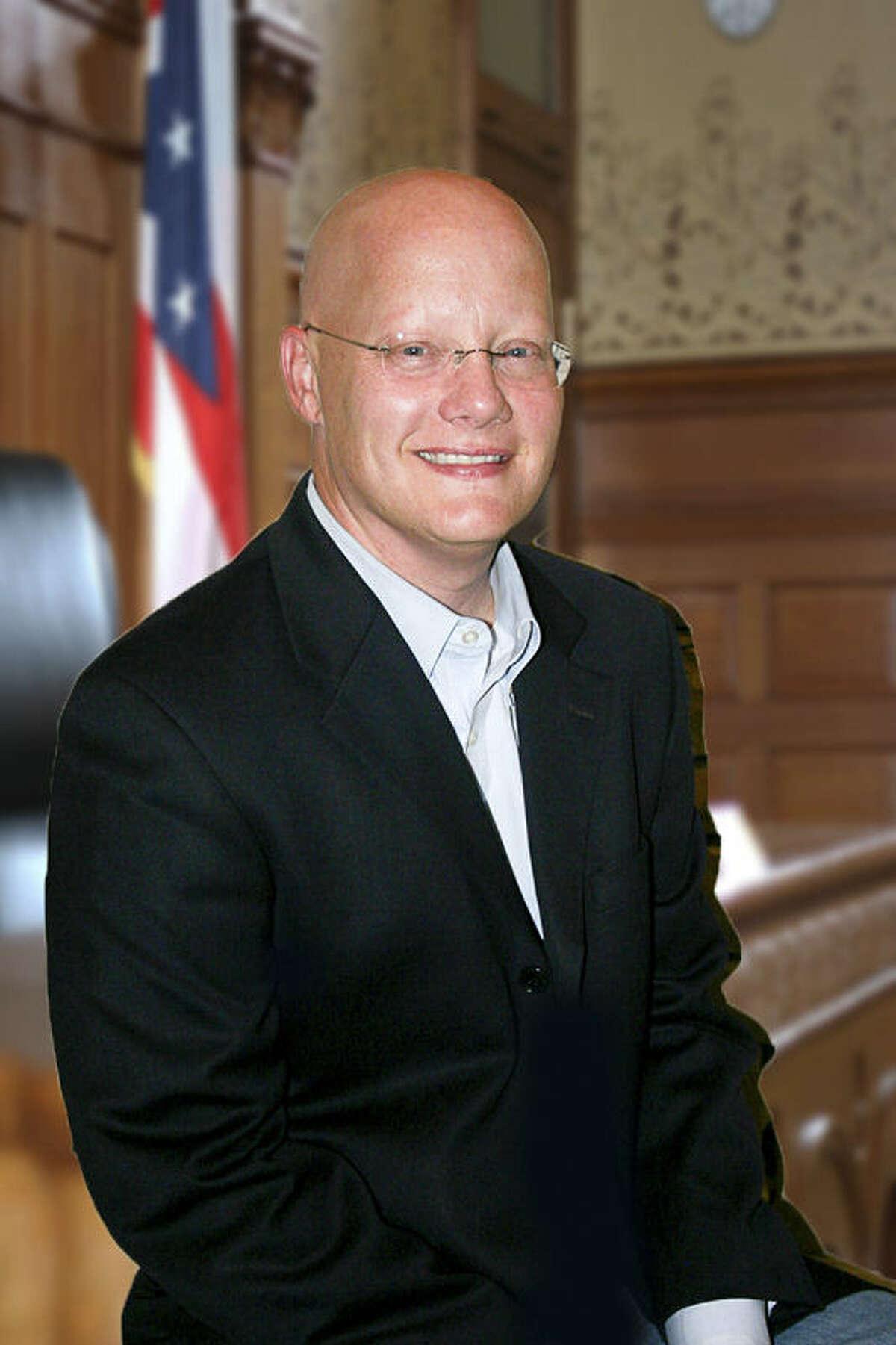 Judge Angus McGinty