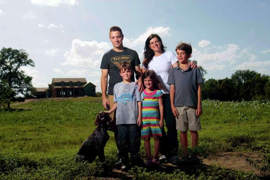 essay living big family