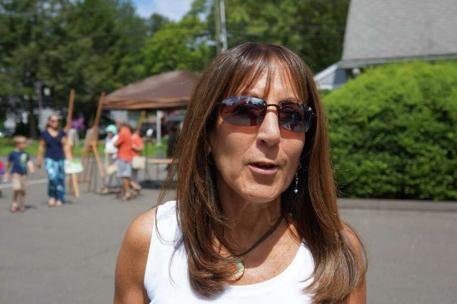 Were you SEEN at the Silvermine 'Art Fest'? New Canaan 8/10/2013 Photo: Todd Tracy/ Hearst Connecticut Media Group