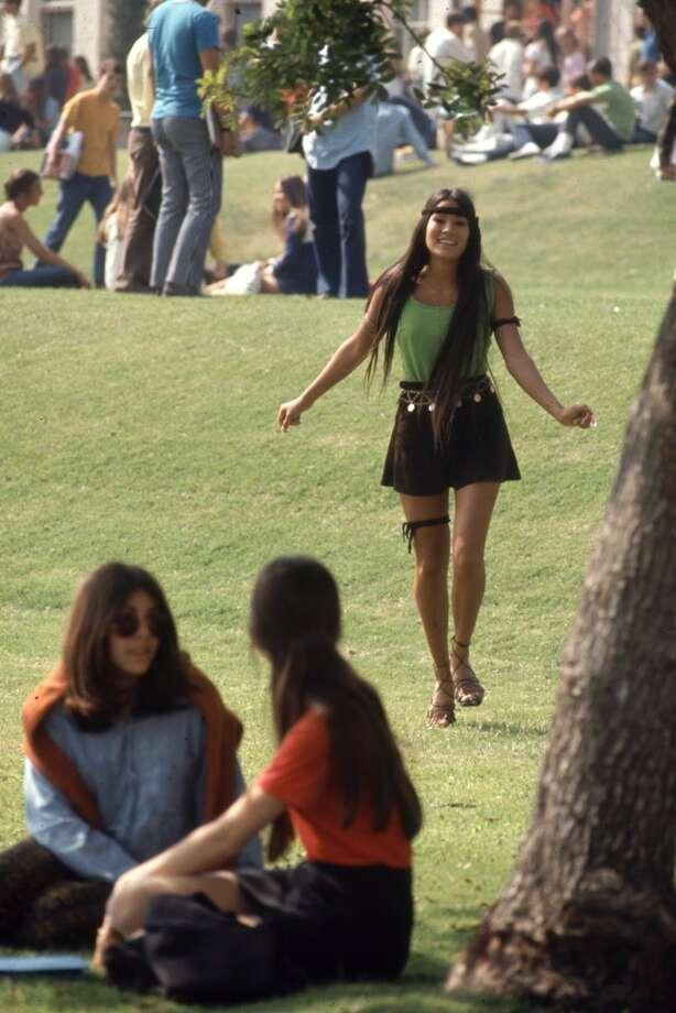 1969 Photo: Arthur Schatz, Time & Life Pictures/Getty Image